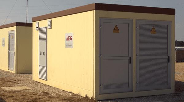 солнечный инвертор 1 МВт