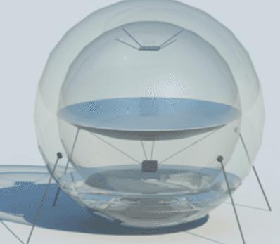 Солнечная электростанция-шар