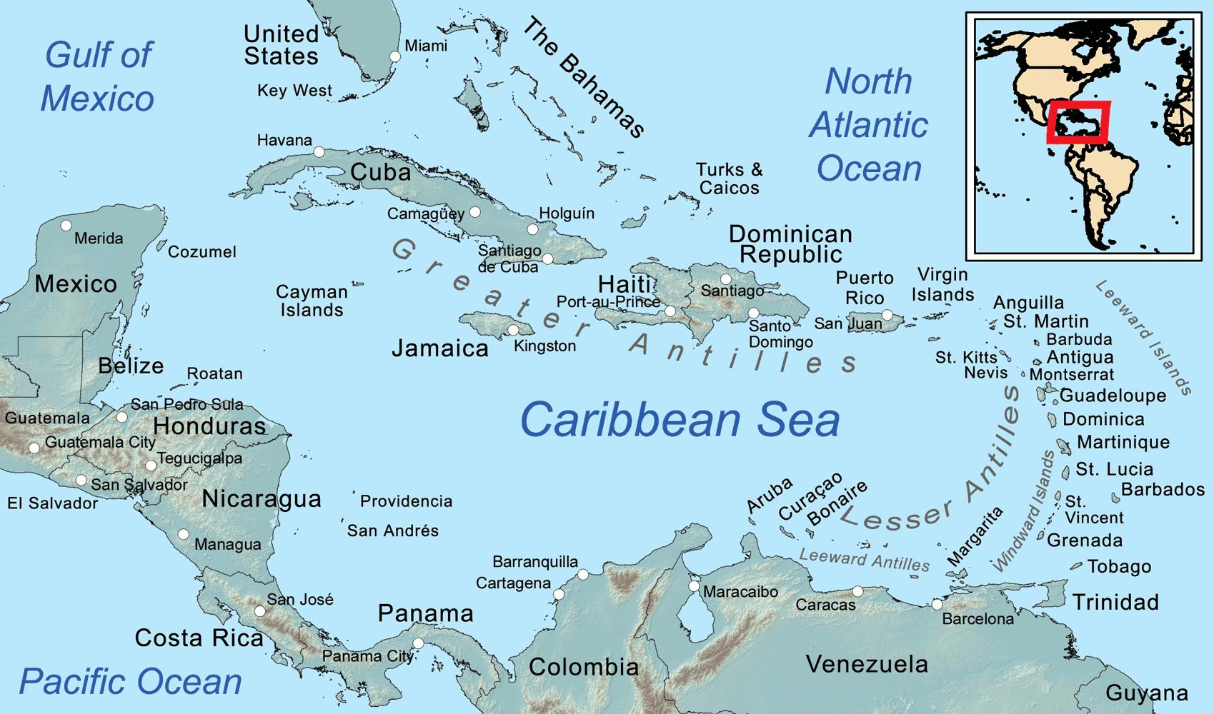 Возобновляемые источники энергии на Карибах