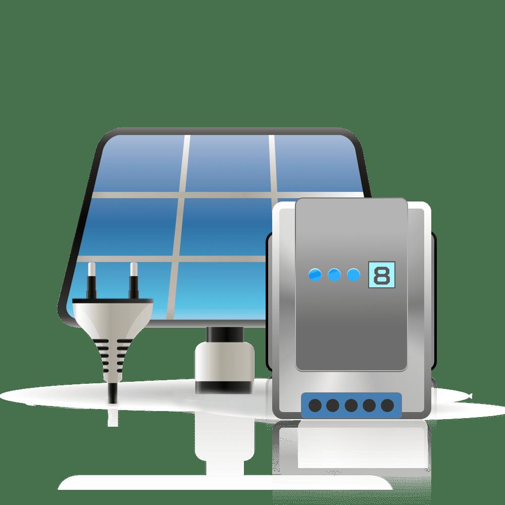 Готовые комплекты солнечных электростанций