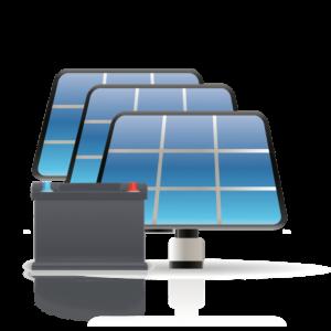 Комплектующие для солнечных батарей